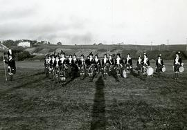MacDougall Girls' Pipe Band