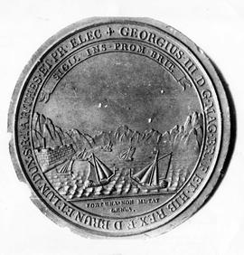 Seal of Colony of Cape Breton