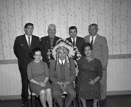 New Chief at Eskasoni Reserve