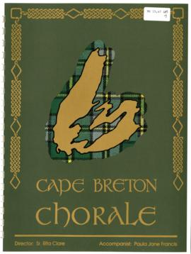 A Choral Tapestry - Twenty-Five Years with the Cape Breton Chorale