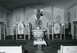 Holy Ghost Ukrainian Church, Interior