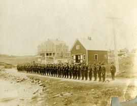 Commander of Troops in Louisbourg to Headquarters, 6th Division fonds