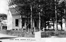 Court House, Arichat