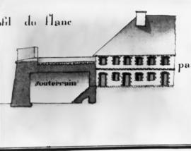 Copy of 1731 profile of Chateau