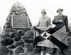 Cairn Unveiling (Arrival of Scots)