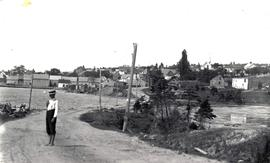Bay Road Approaching Baddeck