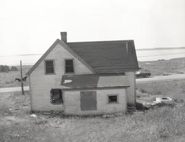 Richard Kennedy's home at West Louisbourg (moving)