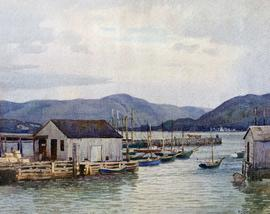 Fishing Fleet, Ingonish