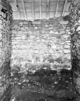 Northwest wall of Casemate 1R