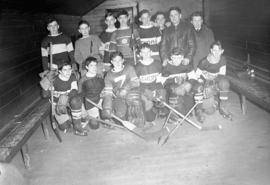 St. Thomas Midget Hockey Team