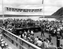 Canso Causeway Opening