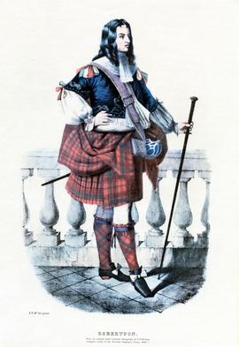 Scottish Clan - Robertson