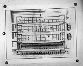 Copy of plan of Chateau, 1718