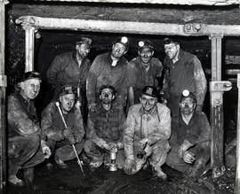 Group Inspecting #20 Colliery