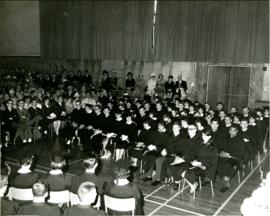 Xavier College Graduation