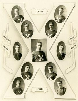 Hockey Team, St. Francis Xavier University, Antigonish