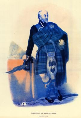 Scottish Clan - Campbell of Breadalbane