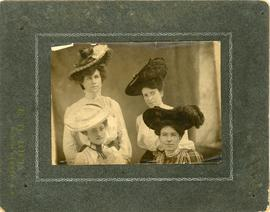 Portrait of Four Woman