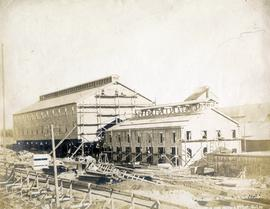 Construction, Dominion Iron and Steel Company