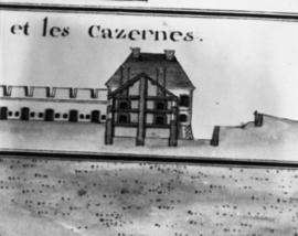 Copy of profile of Chateau 1731