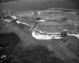 Aerial photographs, King's Bastion