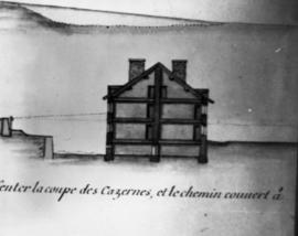 Copy of profile of Chateau (1725)