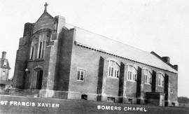 Somers Chapel, St. Francis Xavier University