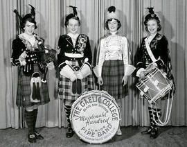 MacDonald Hundred Pipe Band, Glace Bay