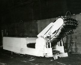 Mark (II) Hydraulic Jib Raising Mechanism