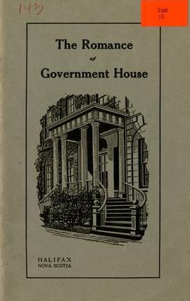 The Romance of Government House