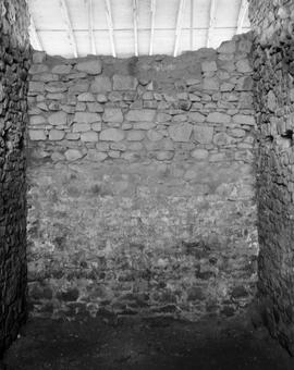 Northwest wall of Casemate 2R