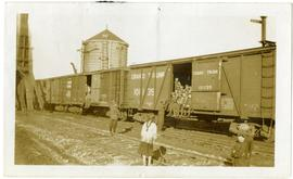 Railway Car, Dominion