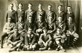 Football Team, St. Francis Xavier University, Antigonish