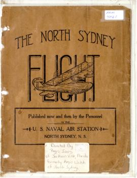 The North Sydney Flight: The Farewell Issue
