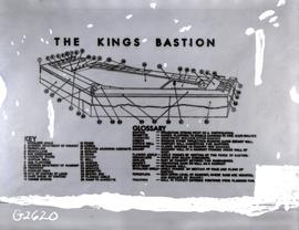 Drawings of King's Bastion