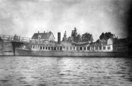 Ferry Boat on the Mira River