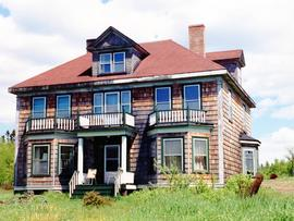 Marconi House, Glace Bay