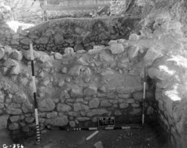 Casemate 13R, South wall, right half