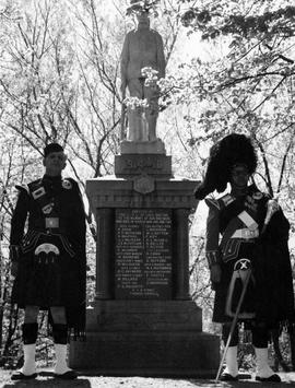 Cape Breton Highlanders, Centennial Celebrations