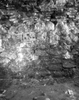 Casemate 1, West wall, right to left 2