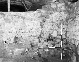 Southeast wall, right half