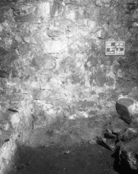 Casemate 1, West wall, right to left 4