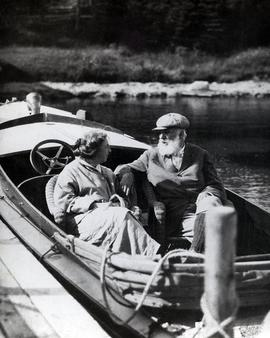 Mr. and Mrs. Graham Bell