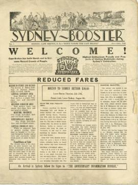 Sydney Booster July 15, 1935