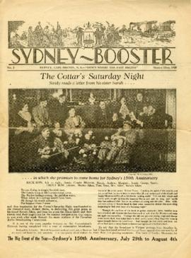 Sydney Booster March 15, 1935