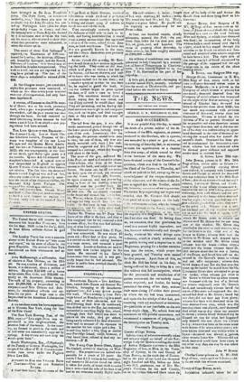 The Cape Breton News November 16, 1850