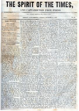 Spirit of the Times October 11, 1844