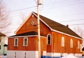 Hebrew Synagogue, Whitney Pier