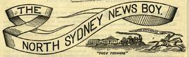 The North Sydney News Boy