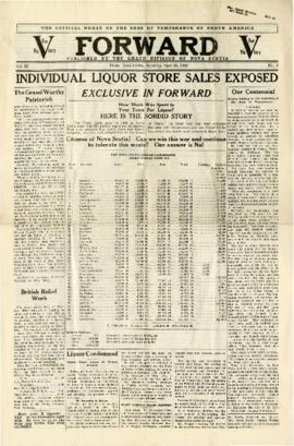 Forward April 25, 1942